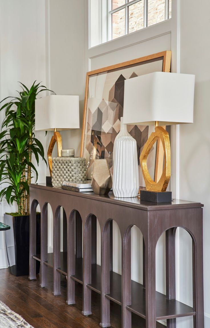 ARGENT Dining Rm Console Table Jeff Lewis Collection At Walter E Smithe