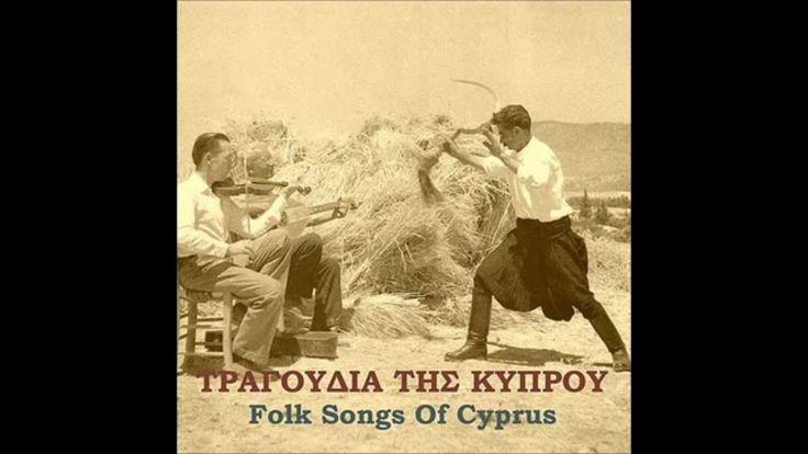 Theodoulos Kallinikos - Folk songs of Cyprus (recordings:1924-1948)