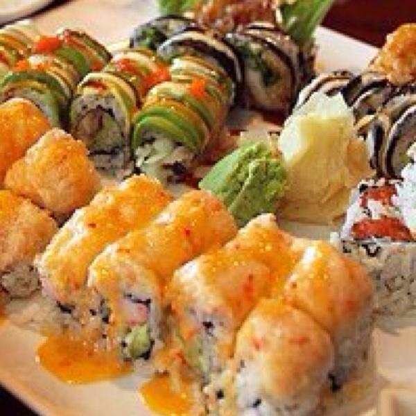 Sushi sushi sushi....