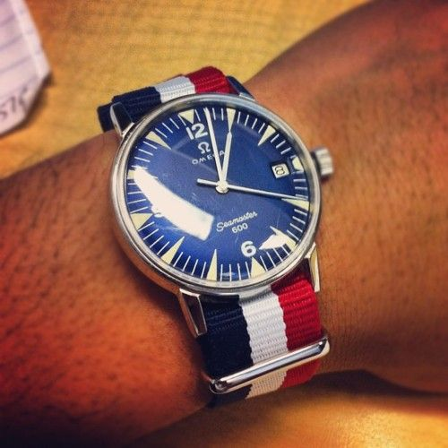 SeaMaster: Time, Nato Watch, Men Style, Omega Watches, Gents Style, Omega Seamaster