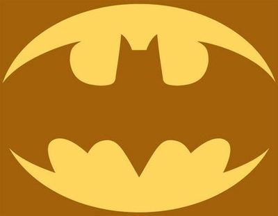 I AM THE PUMPKIN! Made a Batman/Bat signal duo for carving this ...
