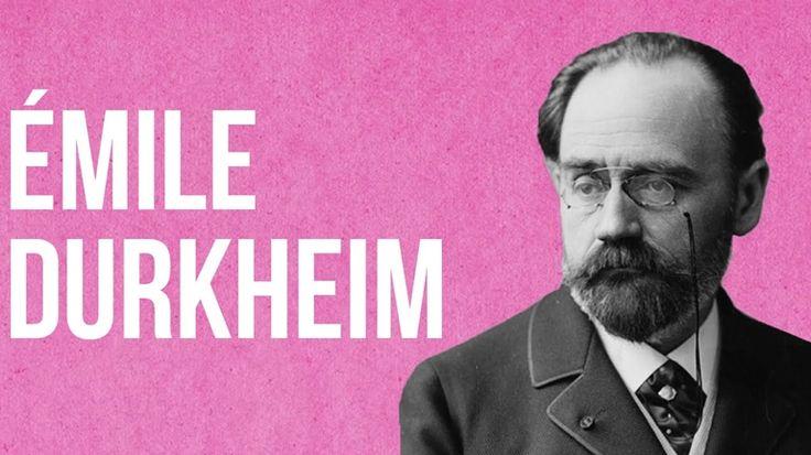 Emile Durkheim ve Yaptırımın Sonuçları | Detaysız Bilgi