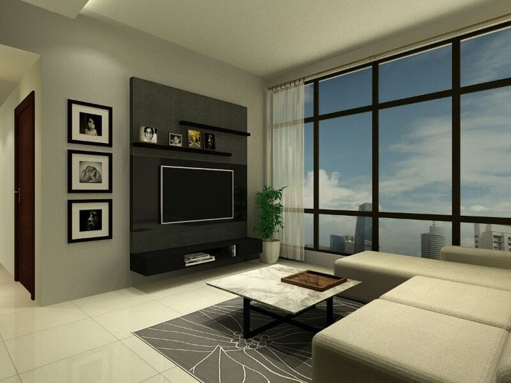 Tv Wall Feature Master Bedroom Pinterest