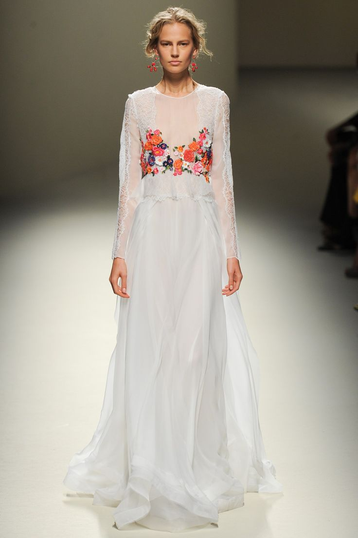 Alberta Ferreti - Milan Fashion Week - S/S 2014