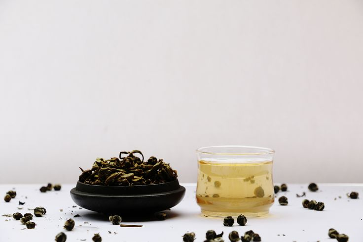 Jasmine tea selected by dragon64-deluxe