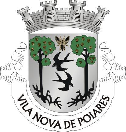 Brasão de Vila Nova de Poiares
