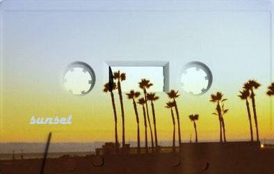 Sunset - kaseta.co