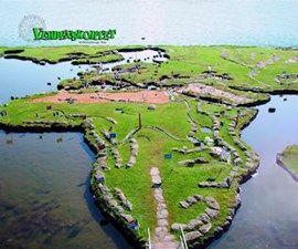 Verdenskortet ved Klejtrup Sø | VisitDenmark