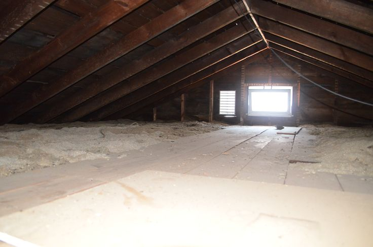 Kinda Creepy Attic