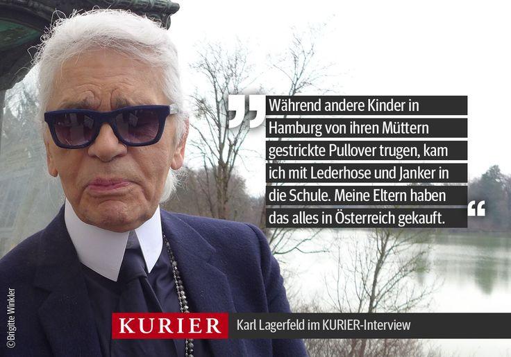 Kollegin Brigitte Winkler hat in Salzburg mit Karl Lagerfeld gesprochen. http://kurier.at/menschen/im-gespraech/bessere-figur-als-kim-karl-lagerfeld-ueber-seine-models-salzburg/100.473.400