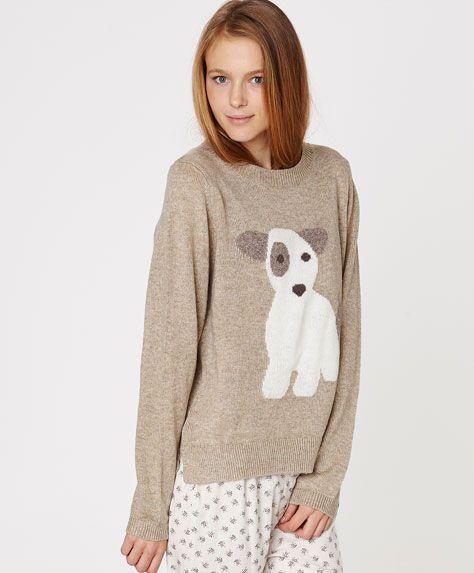 Puppy jersey - OYSHO