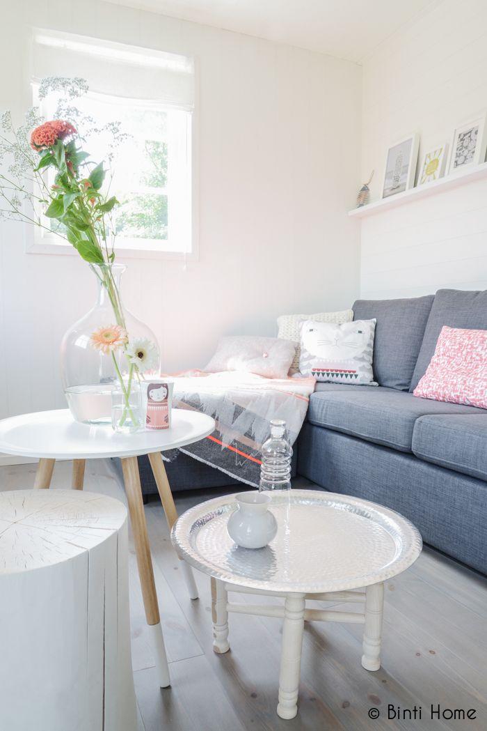 Holiday home with a Scandinavian interior - Binti Home
