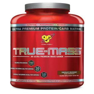The Best Mass Gainer