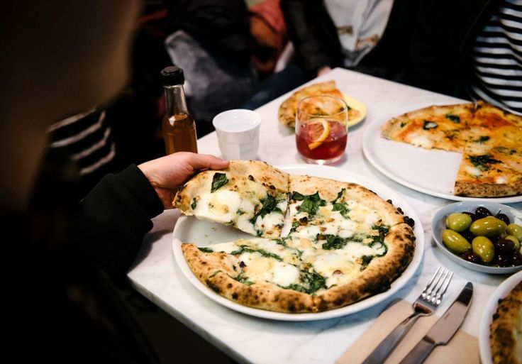 Now Open: Two Chaps' New Vegetarian Pizzeria - Broadsheet
