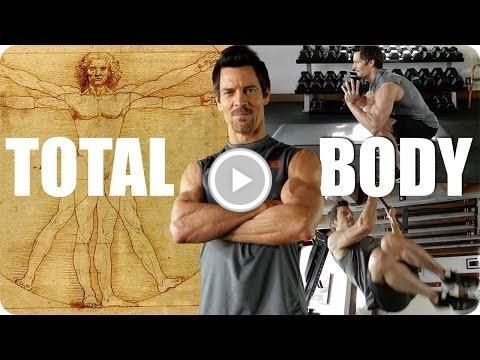 Free Video - BURN FAT FAST!! P90X3 inspired TOTAL BODY WORKOUT  | Tony Horton @tony_horton Fitness