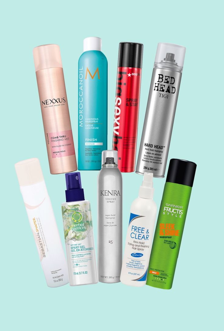 10 Best Hairsprays for All Hair Types and Budgets Best