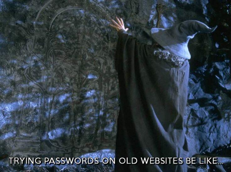 Gandalf understands.