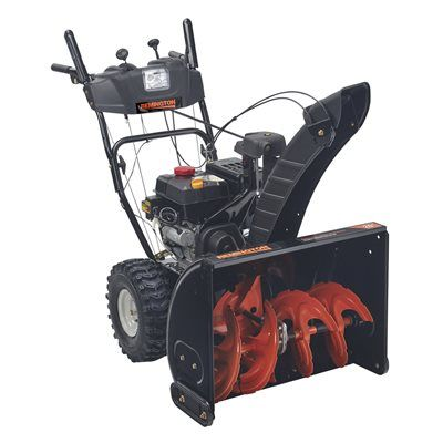 Remington 243cc 26-in Two-Stage Gas Snow Blower