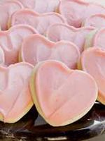 Cheryl and Co. has the BEST heart-shaped sugar cookies! They even mail their cookies out in cute tin canisters...they make the perfect valentines day gift!
