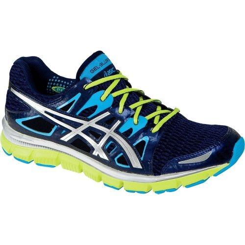 Men's ASICS GEL-Blur33 2.0 Running Shoe - Navy/White 10.5