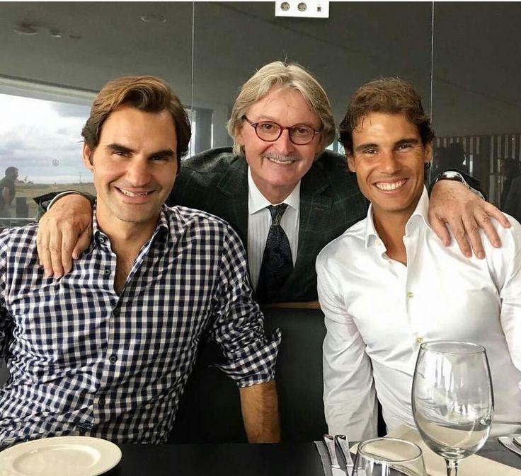 Roger & Rafa at the Rafa Nadal Academy 19/10/2016 | FEDAL ...