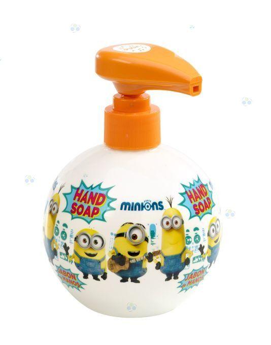 Minionki muzyczne mydło w płynie 400 ml *
