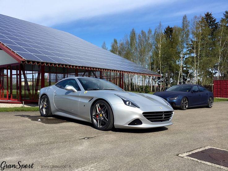 Wam też brakuje takich wiosennych widoków? ☀️  Z niecierpliwością czekamy na nowy, wiosenny sezon umilając sobie chwile takimi obrazkami - w postaci Ferrari California T oraz Maserati Ghibli z dodatkami Novitec.   Stawiacie na cabriolet czy klasycznego sedana?  Oficjalny Dealer NOVITEC GROUP GranSport - Luxury Tuning & Concierge http://gransport.pl/index.php/novitec.html
