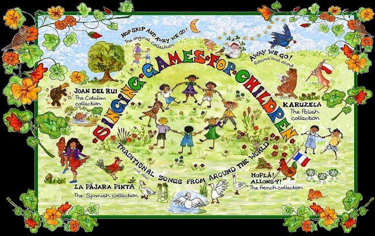 Emily's Kodaly Music: Singing Games for Children