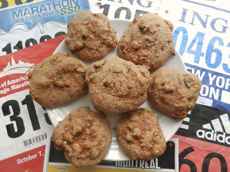 Madame Labriski  - Ces galettes dont tout le monde parle -  : La VAM DE RÊVE (galette protéines, avoine et... ca...