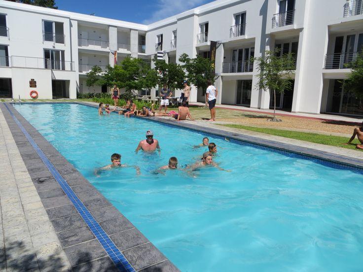water training