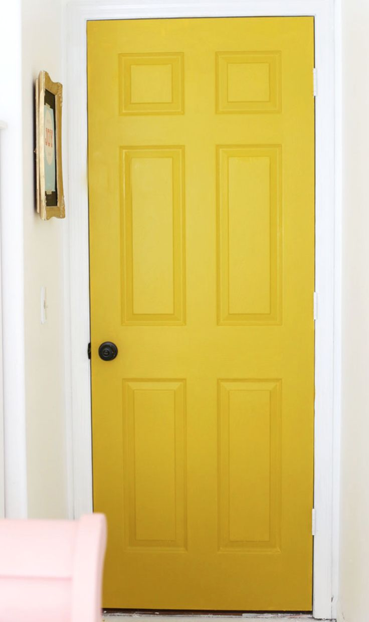 1000 ideas about yellow rooms on pinterest yellow walls Bright yellow wall paint