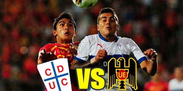 VERUNION ESPAÑOLA VS UNIVERSIDAD CATOLICA EN VIVO CHILE CLAUSURA ONLINE 05 DE JULIO 2017