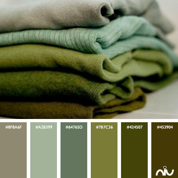 Sweaters Color Palette