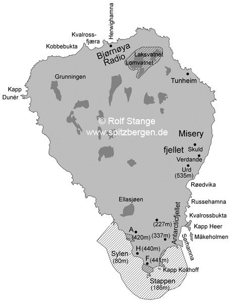 Bear Island - Bjørnøya