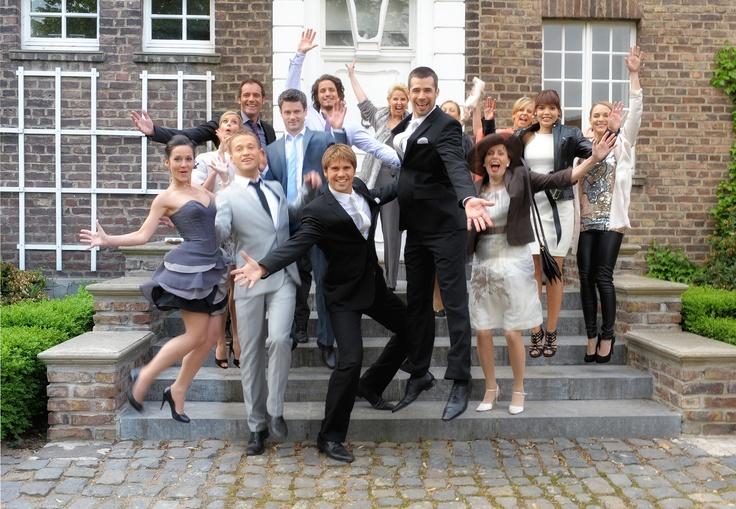 Hochzeit #VerboteneLiebe #Chrolli © ARD/Anja Glitsch