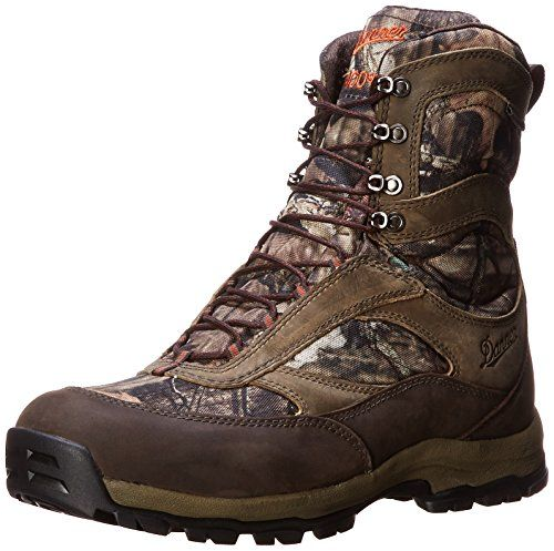 Danner Men's High Ground 8 Mossy Oak 400G Hunting Boot Reviews - OMJ Outdoors