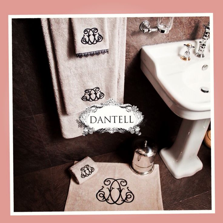 Dantell 2013-2014 Collection... for your #bathroom... #towels and more... online!!! www.dantell.com #dantell #dantellbrand #hometextile #homedecoration #decoration