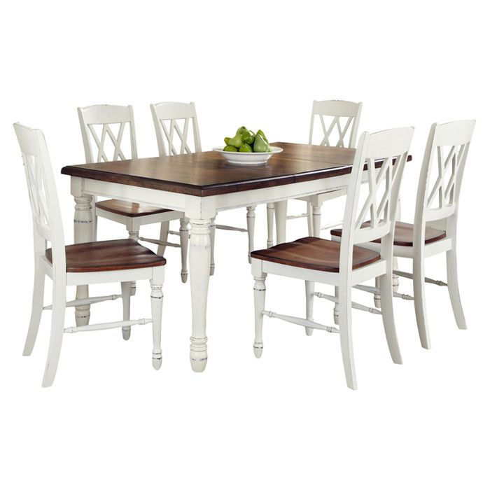 Dining Table Set Deals: You'll Love The Nelumbo 7 Piece Dining Set At Wayfair