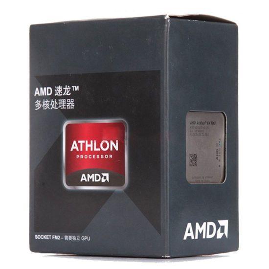 AMD Athlon X4 760K 3.8Ghz Socket FM2 4C 4MB Cache Retail Boxed Proces Quad Core