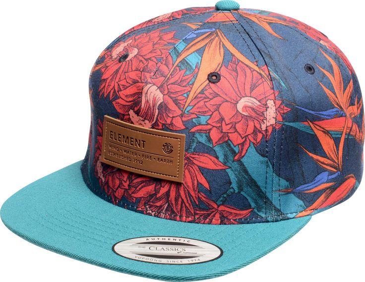 ELEMENT VERDANT CAP NAVY #cap #new #streetwear #onlineshop #element  #fourseasonsshop