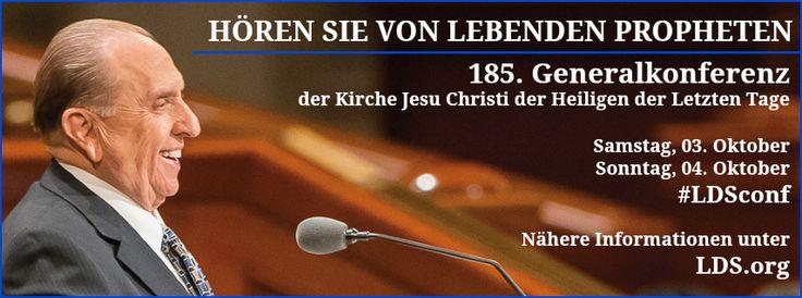 Hört die Stimme Gottes, kommt zur Konferenz! - http://wirsindmormonen.de/2015/10/01/generalkonferenz-oktober-2015/