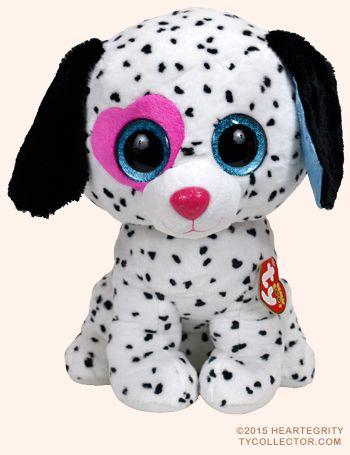 Chloe (large) - Dog - Dalmatian - Ty Beanie Boos