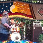 Papa Mali & Billy Kreutzmann @ Oregon County Fair - via 2011 @OregonDeadHead
