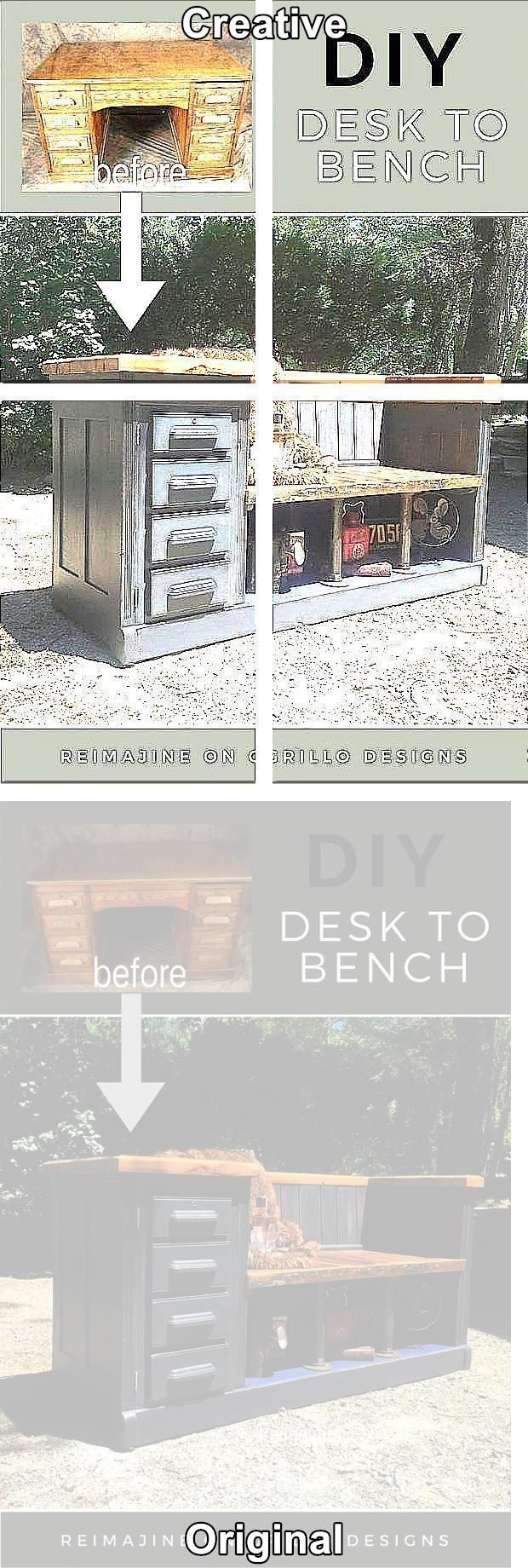 Recycled Furniture Ideas | Recycled Bedroom Furniture | Recycled Refurbished Fur…