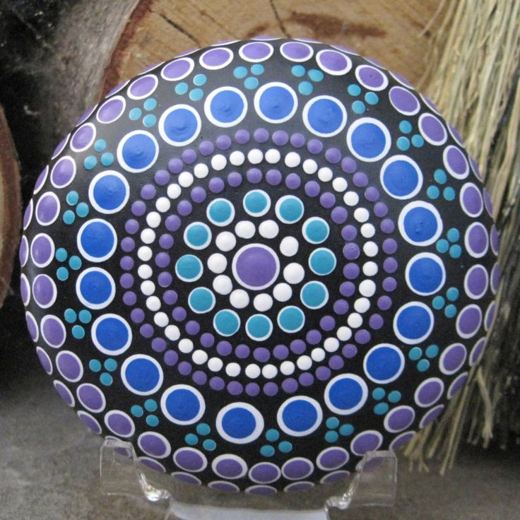 Hand Painted Stones Nz