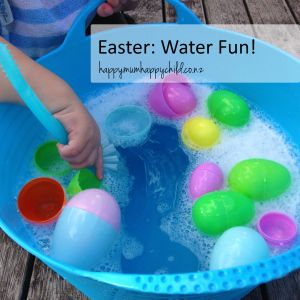 Easter: Water Fun from Happy Mum Happy Child