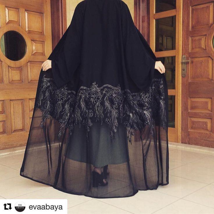 Gosh Cantik Nya !! .. Hope can dream of the abaya . Good Night .