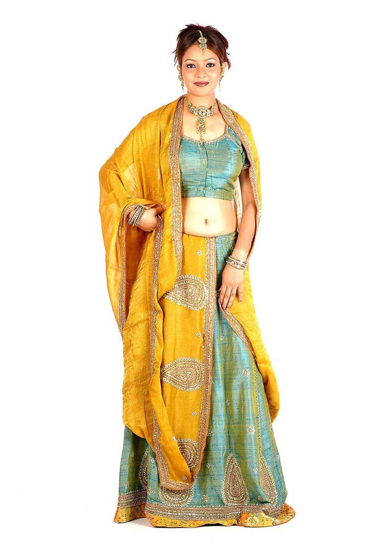 saris | las bodas de excel choli ghagra saris-Ropa de India y Pakistán ...