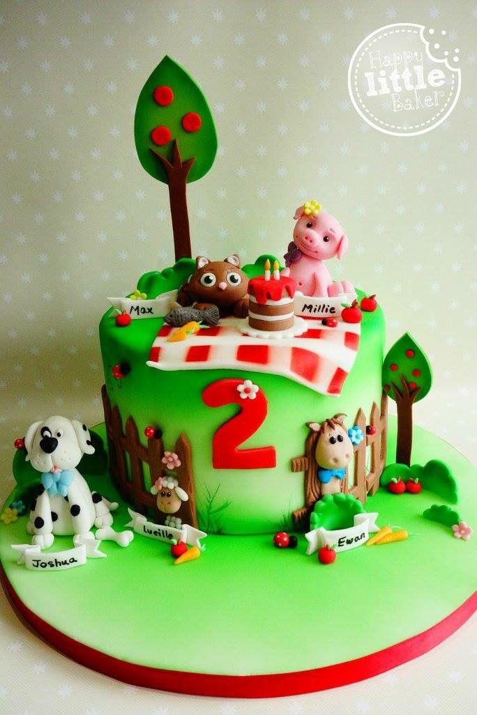 236 besten Bildern zu Cupcakes and Cakes Made By The Happy Little