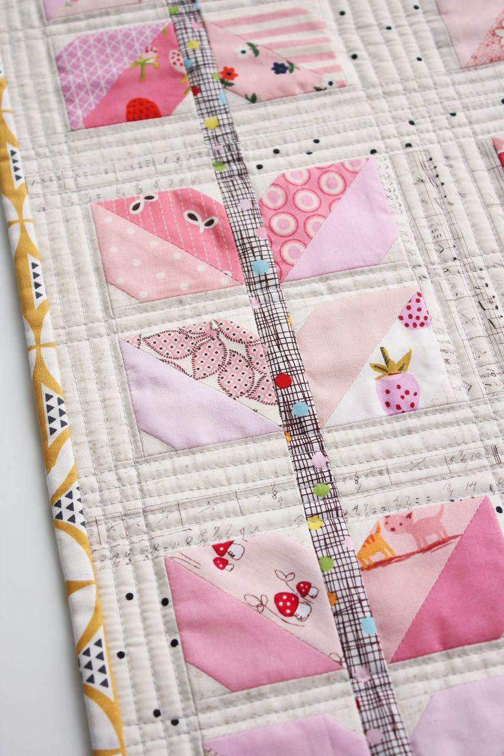 81 besten Baby Quilt Ideas Bilder auf Pinterest | Steppmuster ...